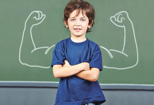 اعتماد به نفس در کودکان چگونه شکل میگیرد؟