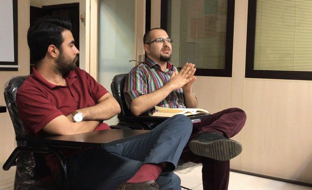 برگزاری نشست تخصصی فیلم در مرکز خدمات روانشناسی و مشاوره کاج